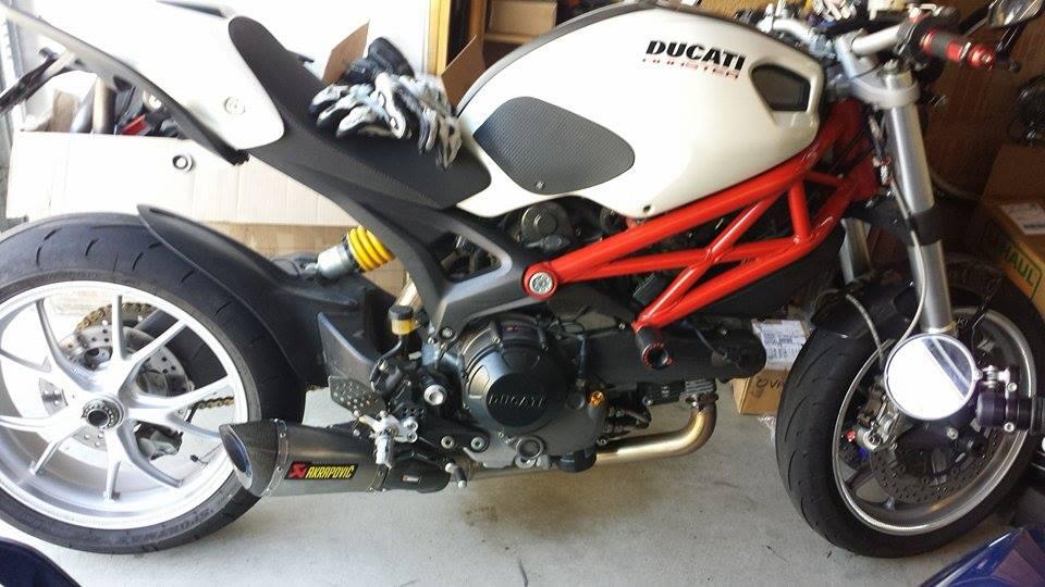 Ducati Monster Forum Org