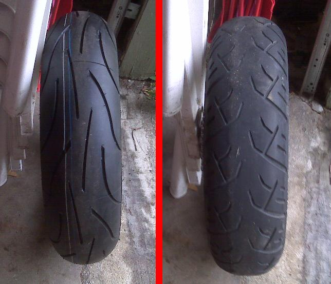 m750 tire size? - ducati monster forums: ducati monster motorcycle