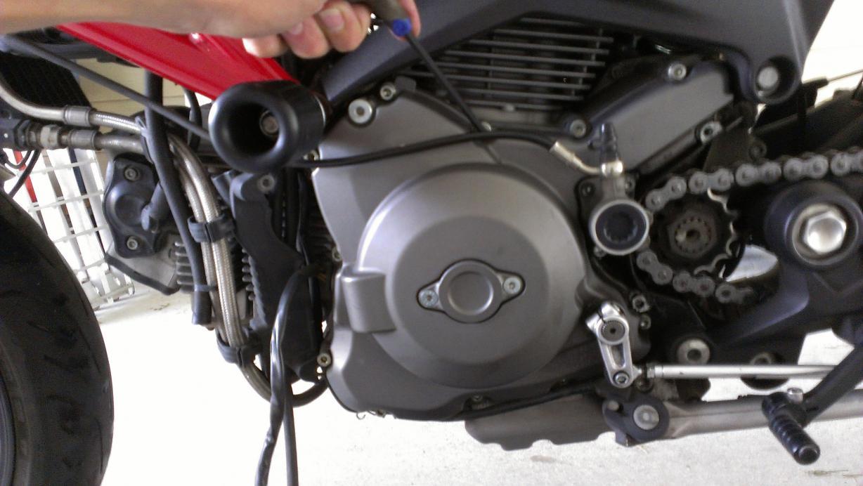 DIY: testing battery, regulator, stator (replace) - Ducati Monster