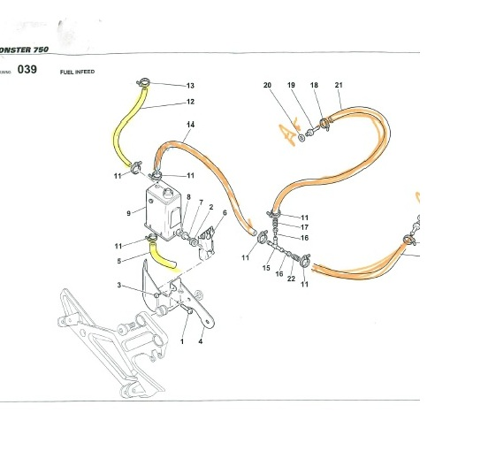 Fuel Line Routing Ducati Monster Forums Ducati Monster Motorcycle