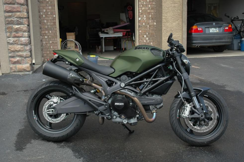 1100evo as commute bike? - ducati monster forums: ducati monster