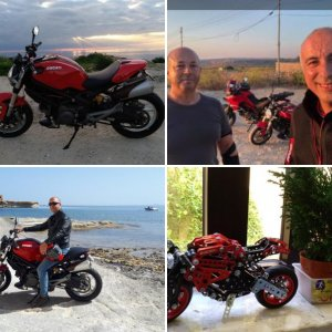Ducati Monster 696 Malta