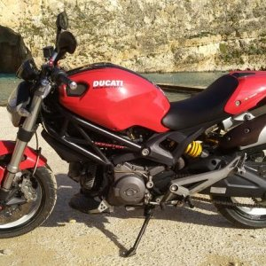 Ducati Monster Dwejra